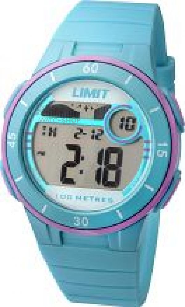 Childrens Limit Active Alarm Chronograph Watch 5558.24