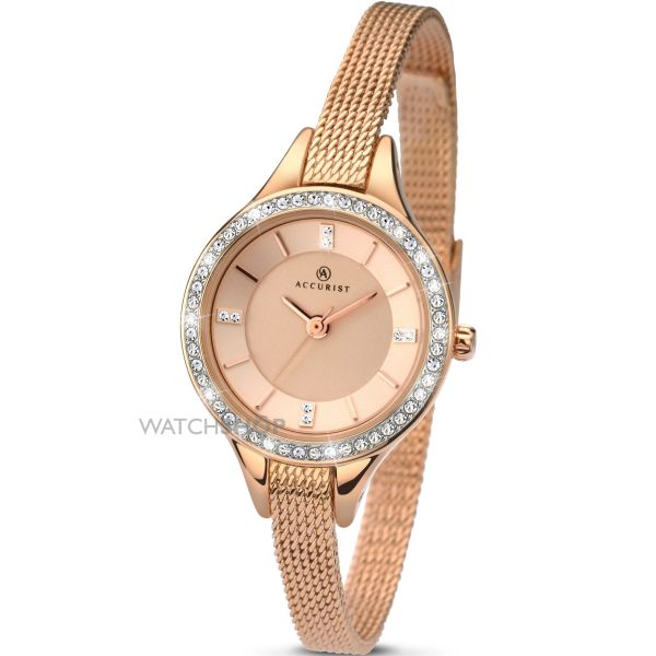Ladies Accurist London Watch 8005
