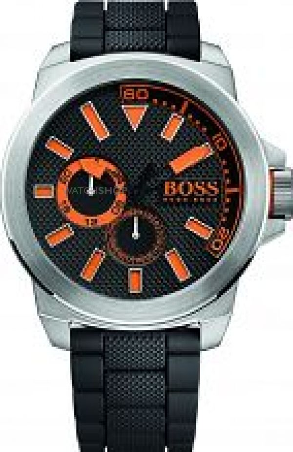 Mens Hugo Boss Orange New York Watch 1513011