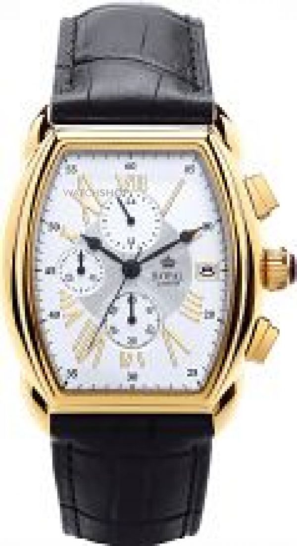 Mens Royal London Chronograph Watch 41261-04