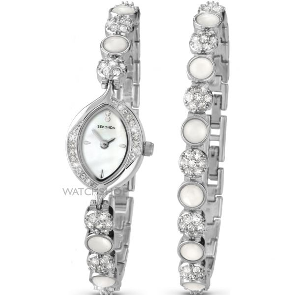 Ladies Sekonda Gift Set Watch 4679G.9999