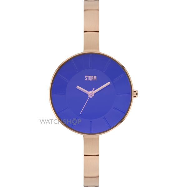 Ladies STORM Azeera Watch AZEERA-RG-BLUE