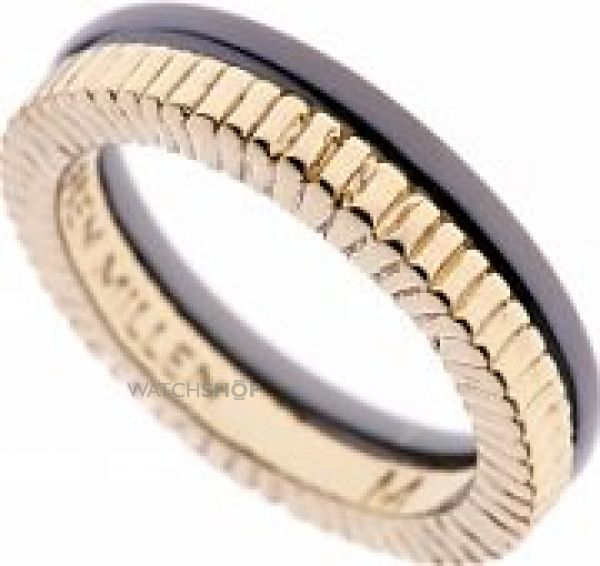 Ladies Karen Millen Large Double Bar Skinny Ring KMJ833-07-03L