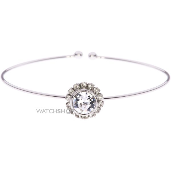 Ladies Ted Baker Sappelle Crystal Chain Ultra Fine Cuff TBJ855-01-02