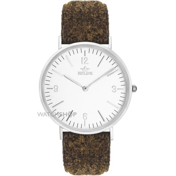 Unisex Birline Carloway Silver Watch BIR002104