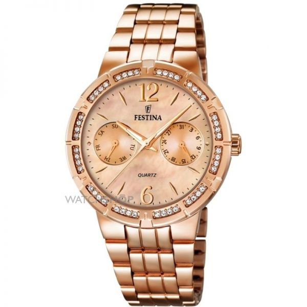 Ladies Festina Watch F16702/2