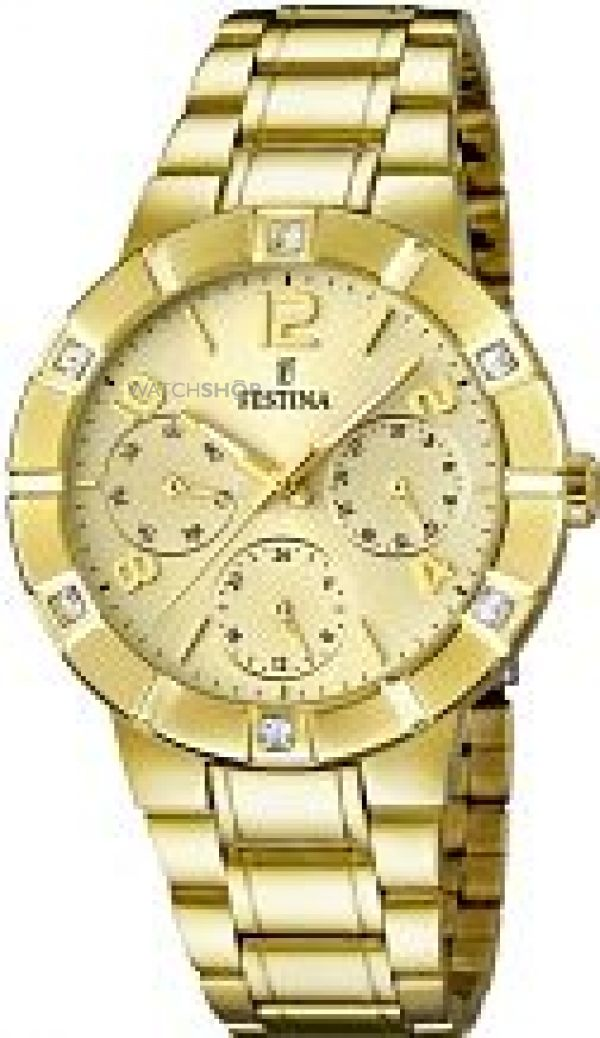 Ladies Festina Watch F16708/2