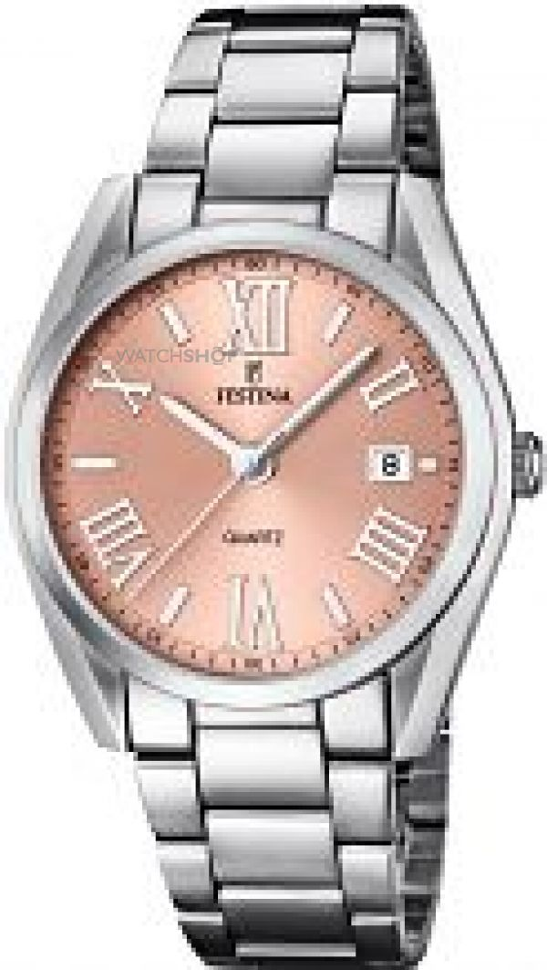 Ladies Festina Watch F16790/2