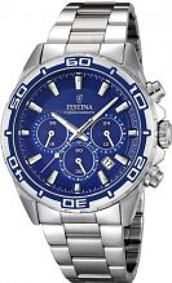 Mens Festina Chronograph Watch F16766/2