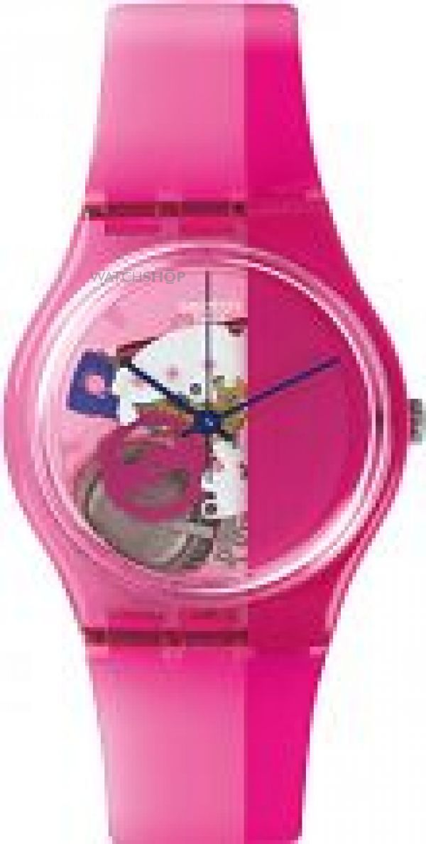 Unisex Swatch Original Gent - Pinkorama Watch GP145