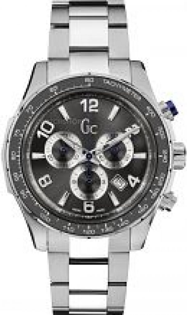Mens Gc Technosport Chronograph Watch X51002G5S