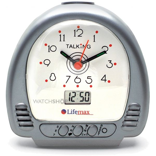 Lifemax Talking Alarm Alarm Clock 965.1