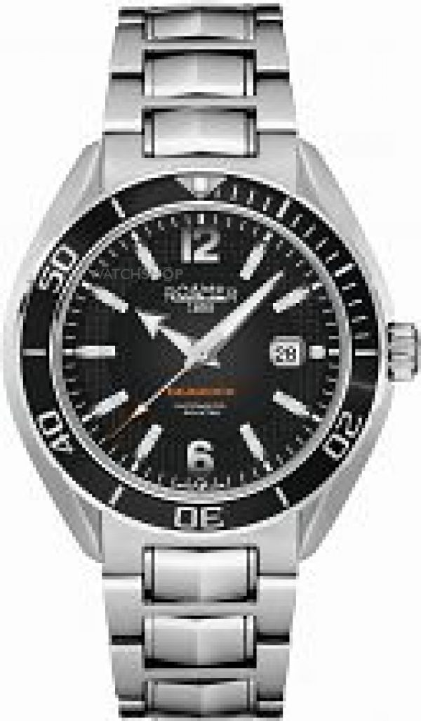 Mens Roamer Searock Pro Automatic Watch 211633415420