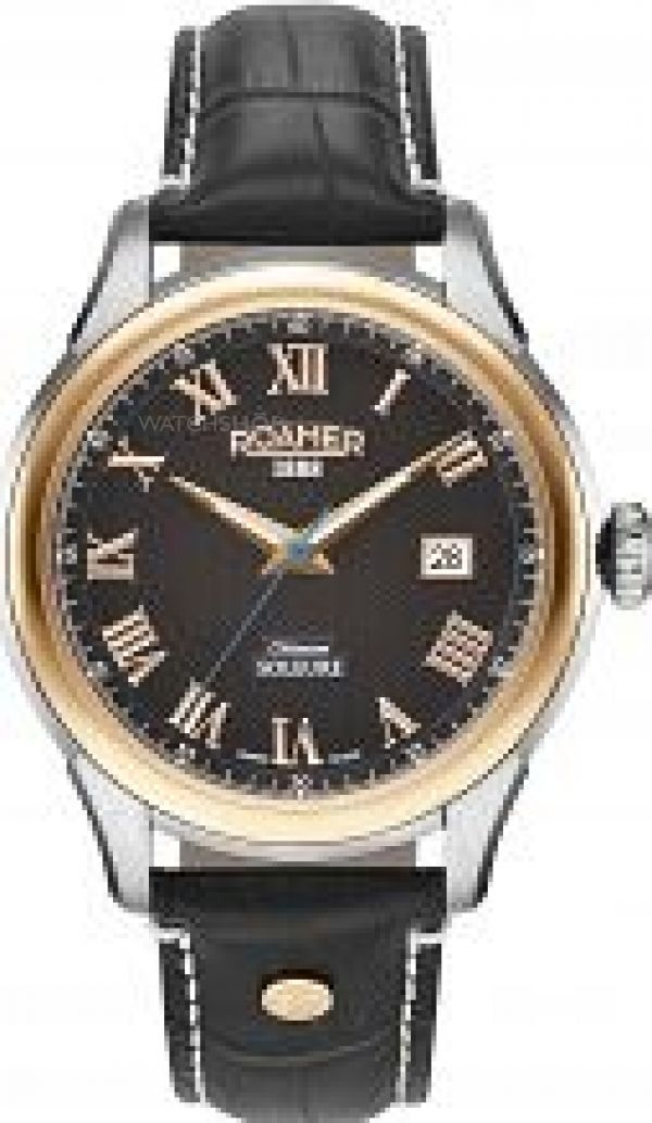 Mens Roamer Soleure Automatic Automatic Watch 545660495205