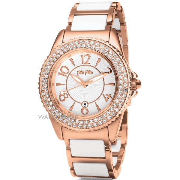 Ladies Folli Follie Glow Watch 6015.1052