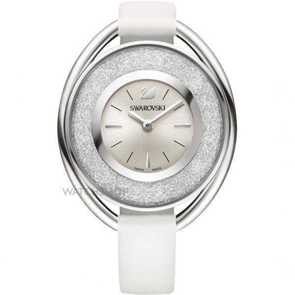 Ladies Swarovski Crystalline Oval Watch 5158548