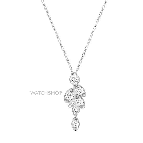 Ladies Swarovski Stainless Steel Diapason Necklace 5146739