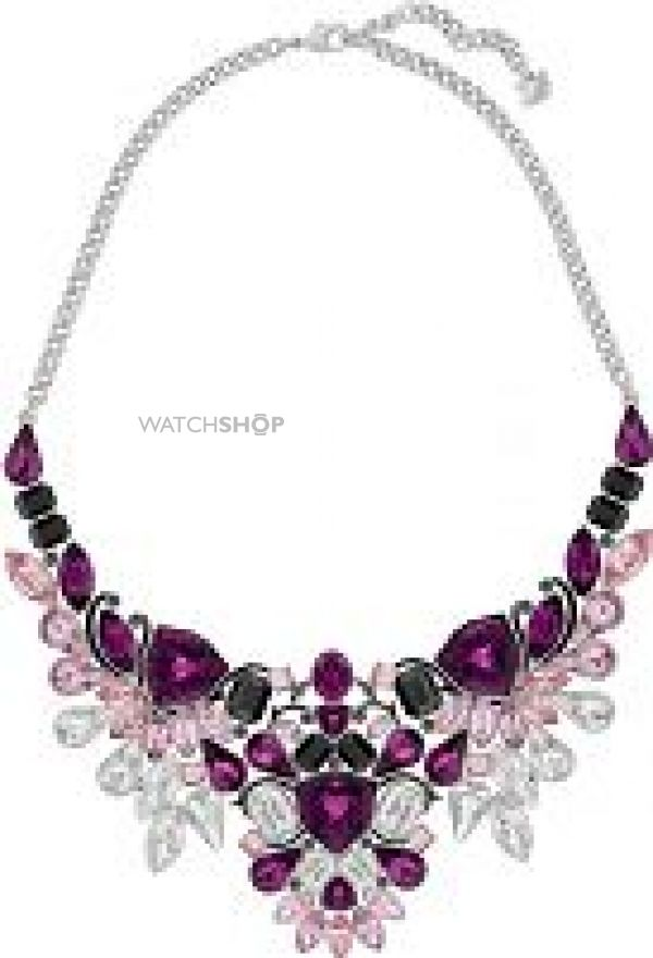 Ladies Swarovski Stainless Steel Impulse Necklace 5152821