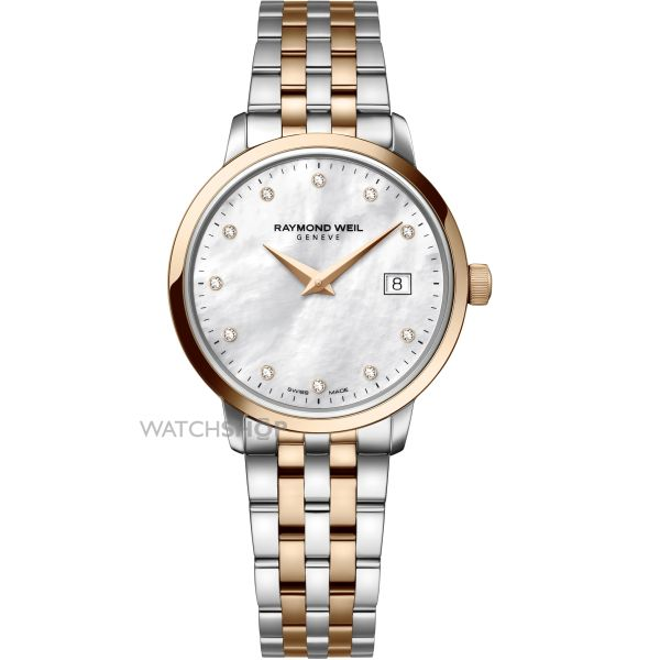 Ladies Raymond Weil Toccata Watch 5988-SP5-97081