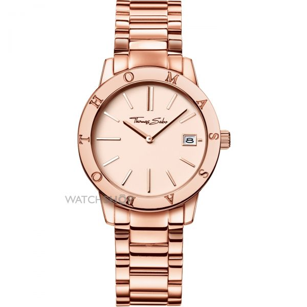 Ladies Thomas Sabo Soul Watch WA0175-265-208-33MM