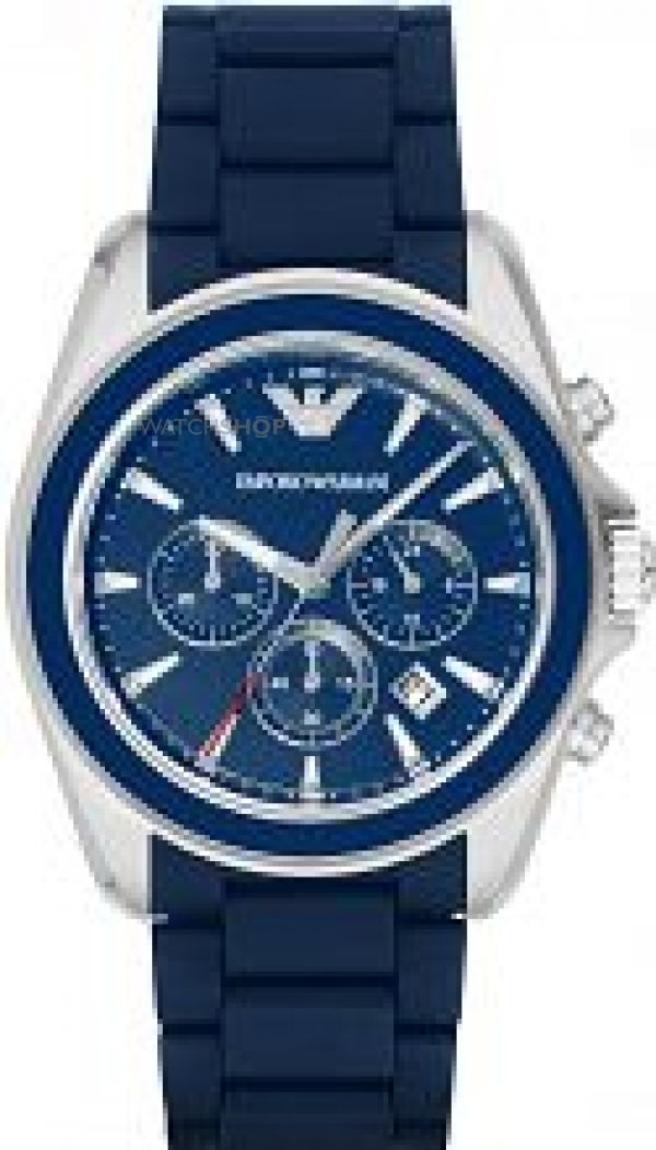Mens Emporio Armani Chronograph Watch AR6068