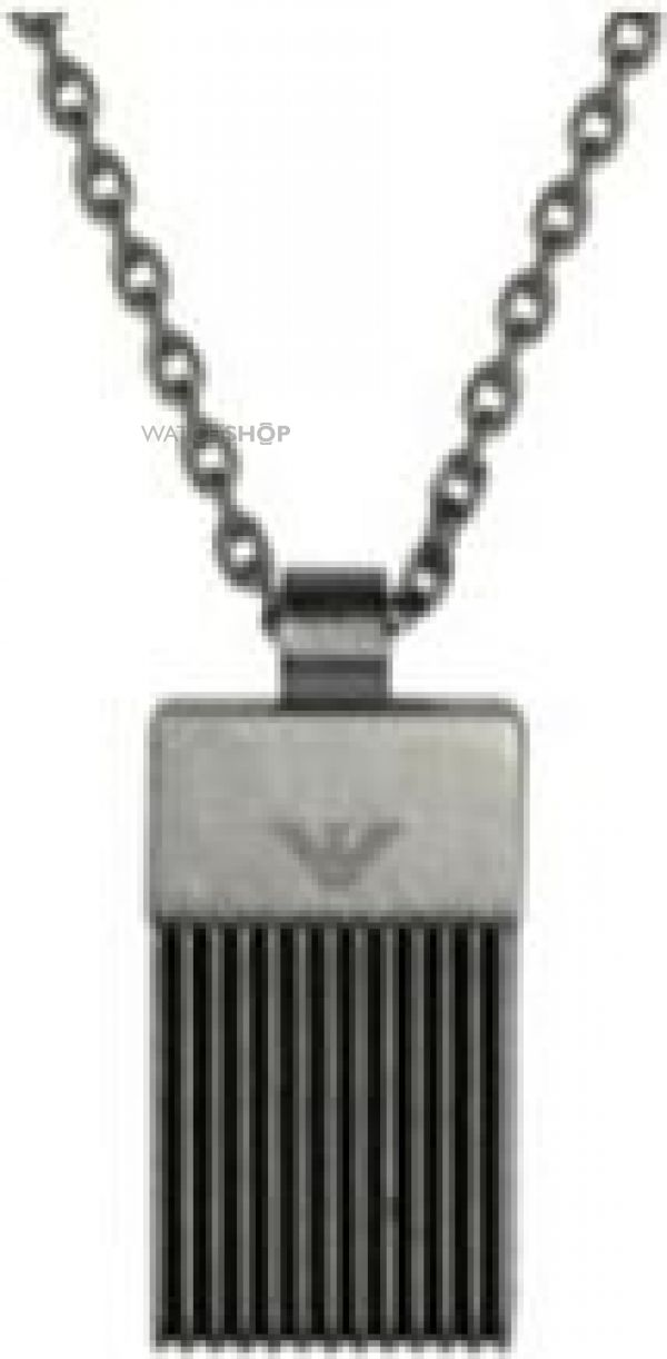 Mens Emporio Armani Stainless Steel Necklace EGS2069040