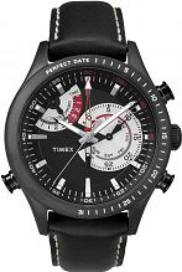 Mens Timex Intelligent Quartz Chronograph Watch TW2P72600