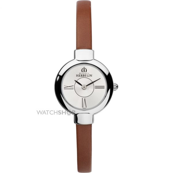 Michel Herbelin Ladies Salambo Watch 17410/01GO