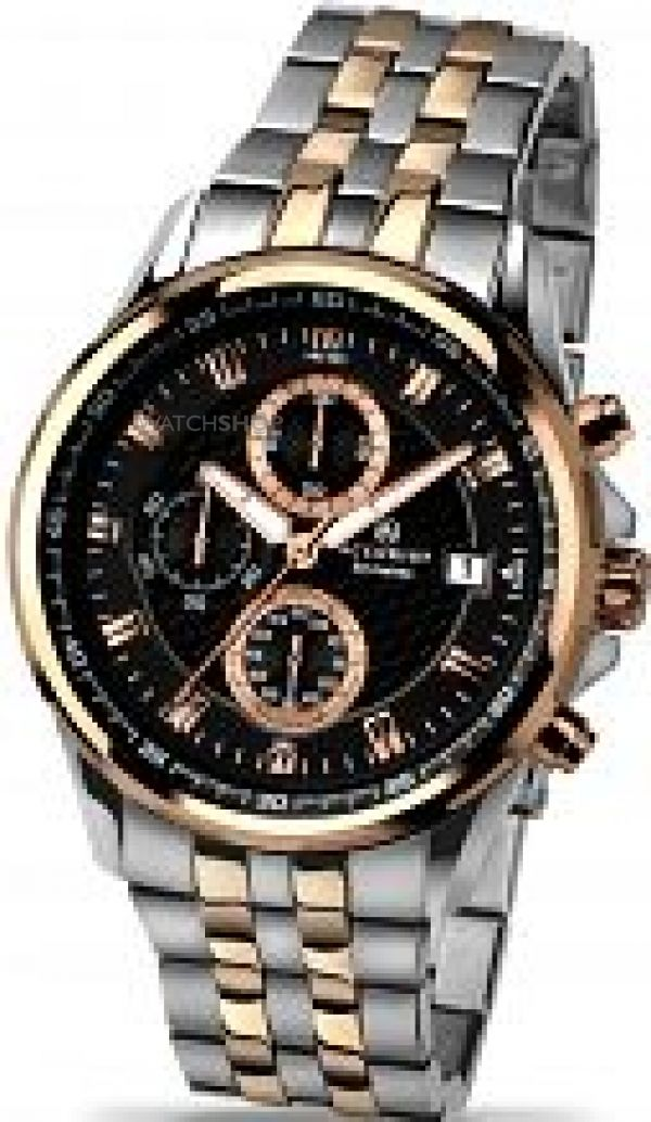 Mens Accurist London Chronograph Watch 7036
