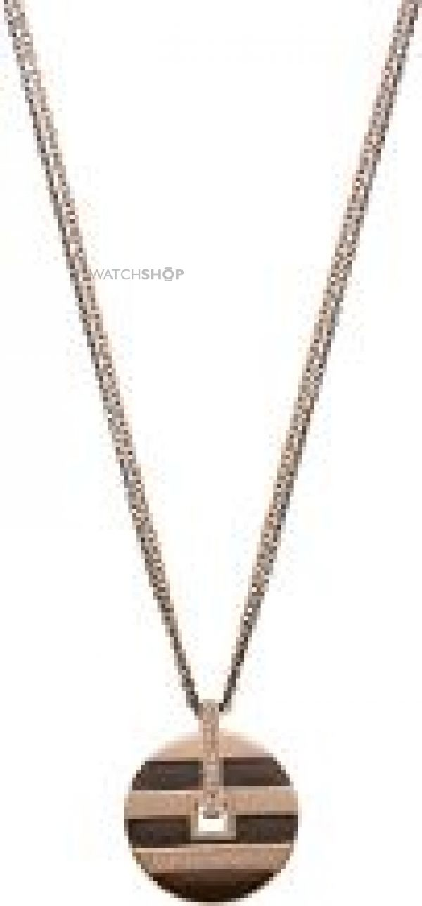 Ladies Emporio Armani PVD rose plating Necklace EGS1587200