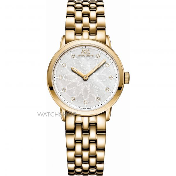Ladies 88 Rue Du Rhone Double 8 Origin Diamond Watch 87WA152901