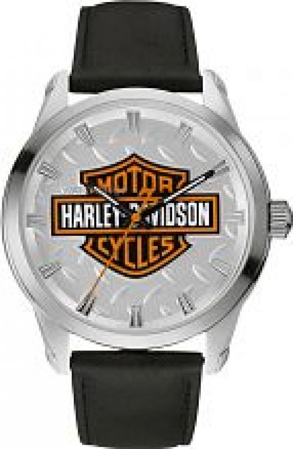Mens Harley Davidson Watch 76A145
