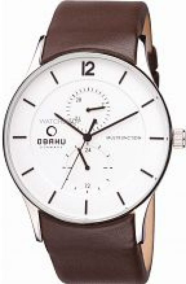 Mens Obaku Watch V157GMCIRN