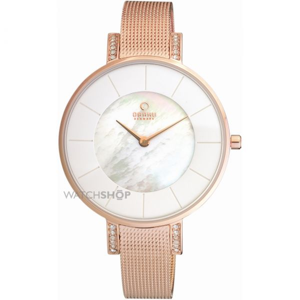 Ladies Obaku Lun Watch V158LEVWMV