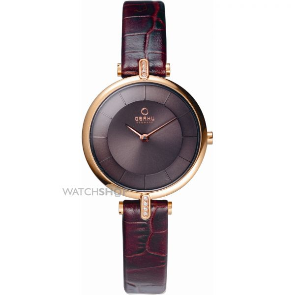 Ladies Obaku Brise Watch V168LEVNRN