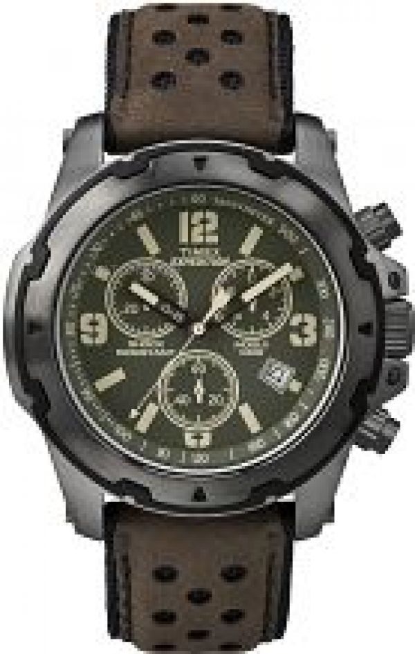 Mens Timex Rugged Field Chronograph Watch TW4B01600