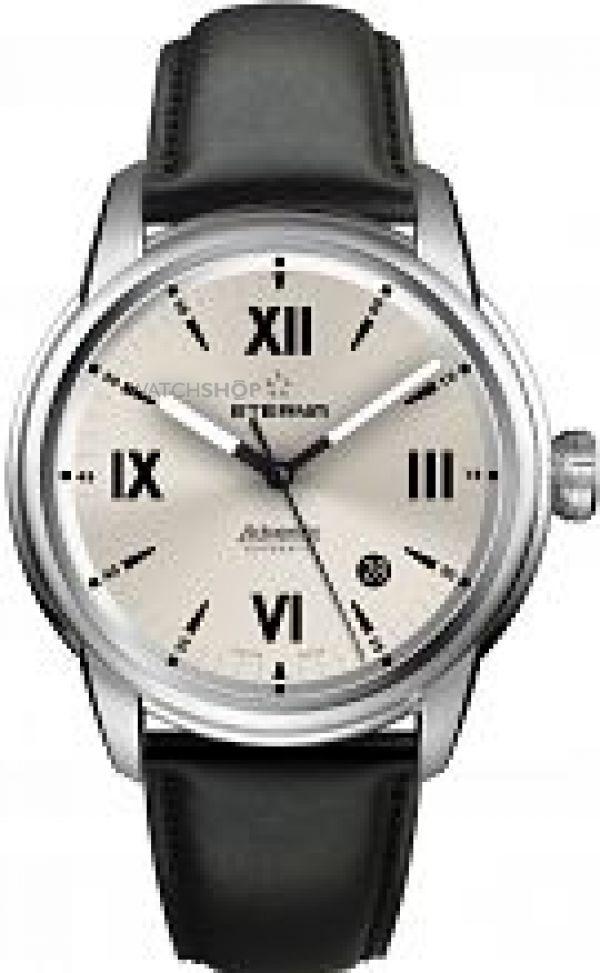 Mens Eterna Adventic Date Automatic Watch 2970.41.52.1354