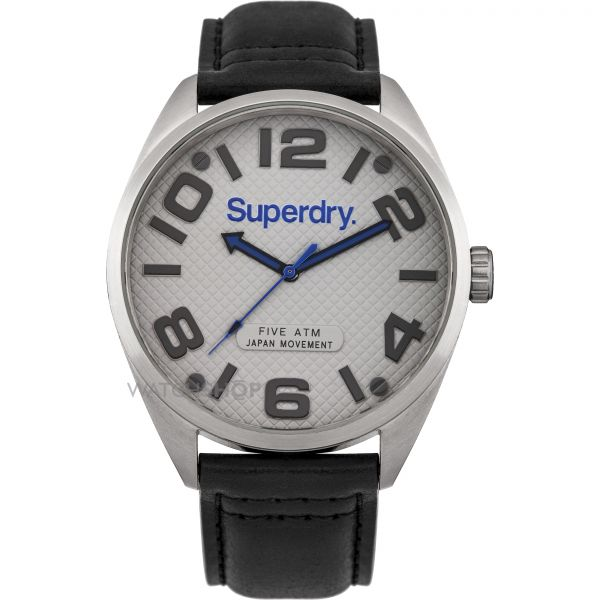 Mens Superdry Military Watch SYG192BS