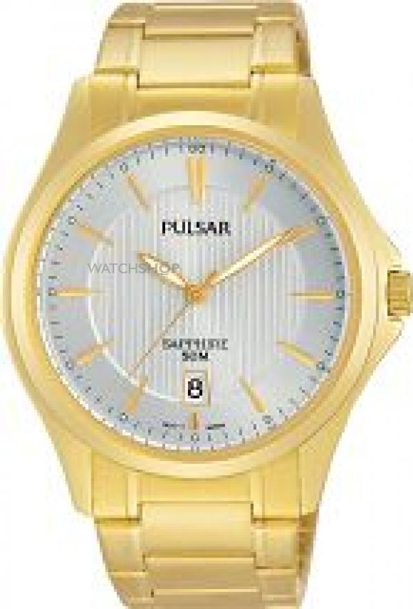 Mens Pulsar Watch PS9384X1