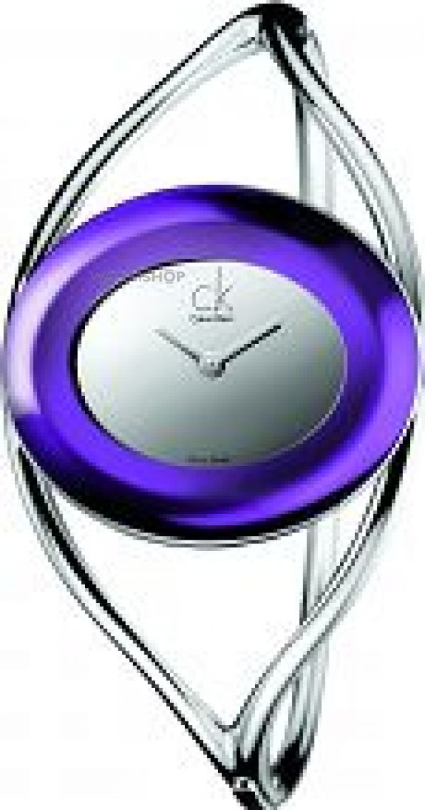 Ladies Calvin Klein Delight Watch K1A24556