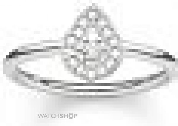 Ladies Thomas Sabo Sterling Silver Size O Ring TR2069-051-14-54