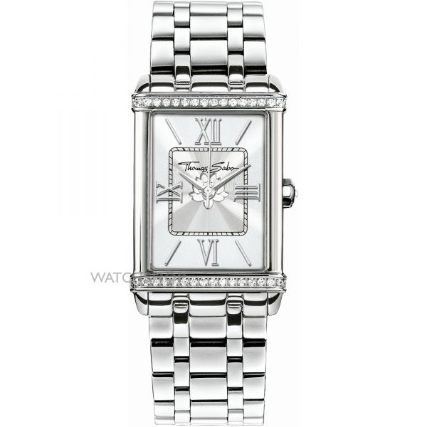 Ladies Thomas Sabo Century Watch WA0231-201-201-32X25MM