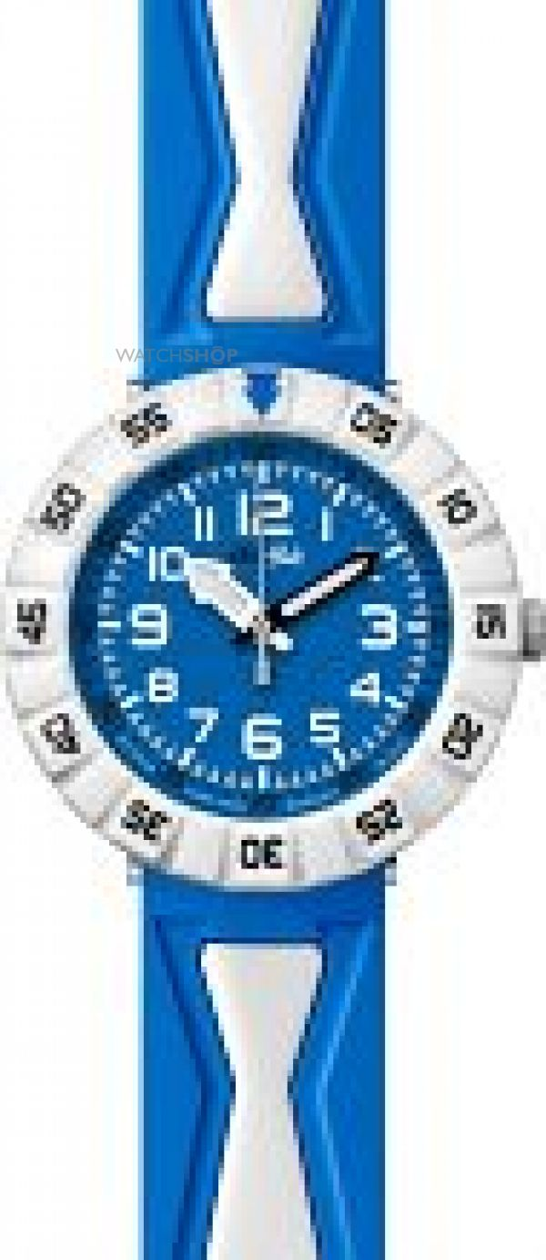 Childrens Flik Flak Blubia Watch FCSP026