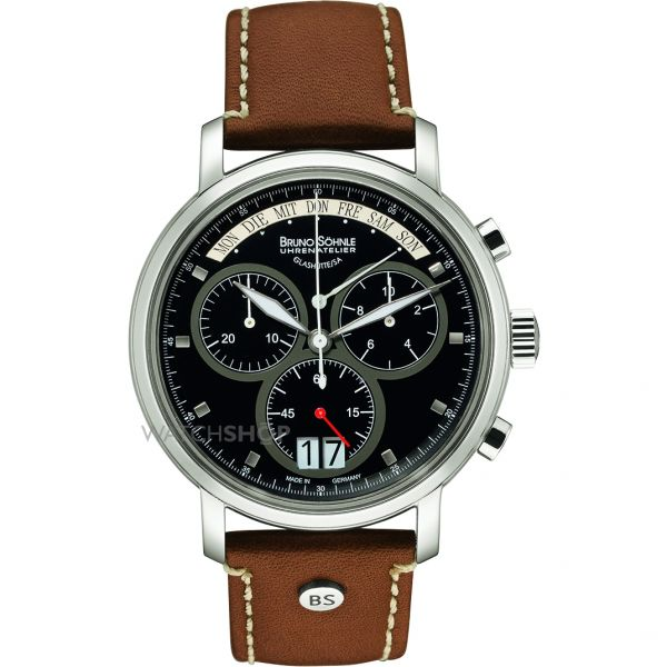 Mens Bruno Sohnle Marcato Chronograph Watch 17-13143-841