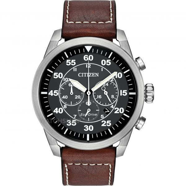 Mens Citizen Avion Chronograph Watch CA4210-24E