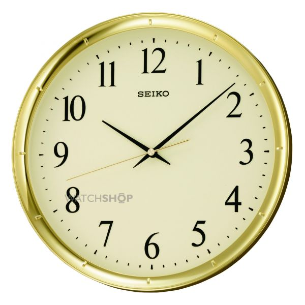 Seiko Clocks Sweep Second Wall QXA417G