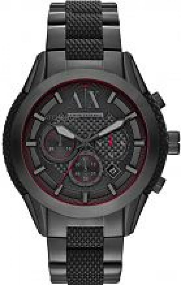 Mens Armani Exchange Chronograph Watch AX1387