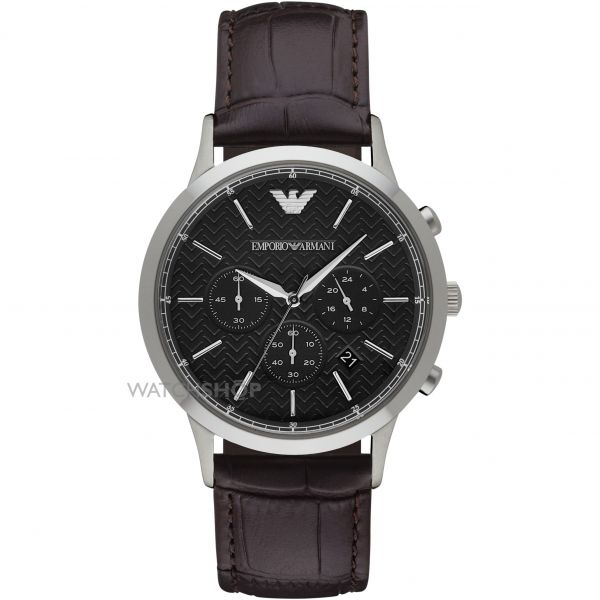 Mens Emporio Armani Chronograph Watch AR2482