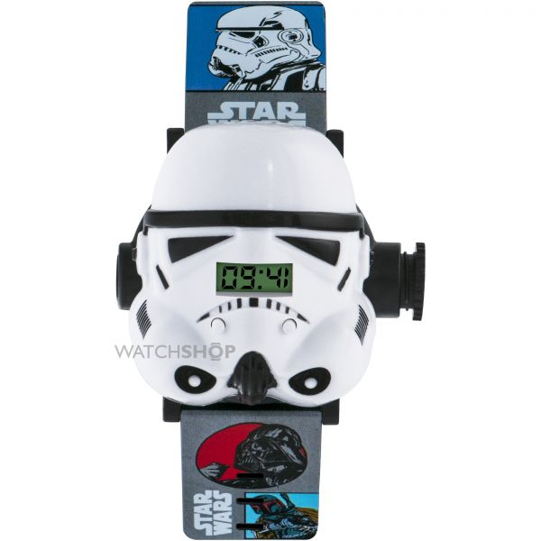 Childrens Disney Star Wars Stormtrooper Watch STM3429