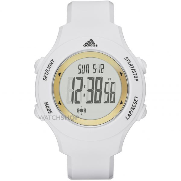 Unisex Adidas Performance Sprung Basic Alarm Chronograph Watch ADP3213